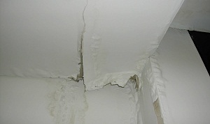 Insurance cover against water ingress