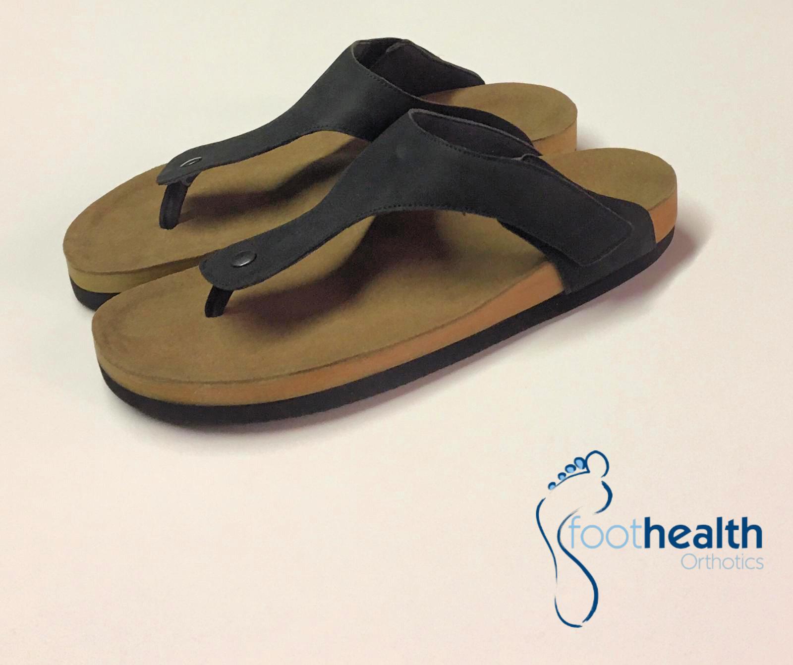 Bespoke Insoles, Flip Flops and Sandals 4