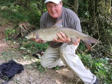 Alan 9 lb 10 oz 12 dr - Barbel