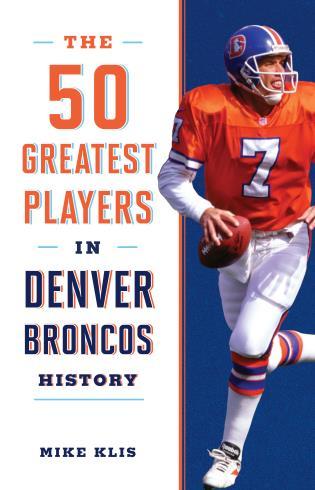 COMPLETE Denver Broncos Helmet History - Broncos Message