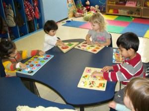 Pre-School Programme-Making it fit