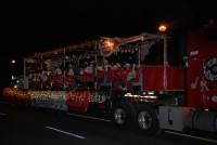 RMS' 2012 Brampton Santa Claus parade float Rockin' Christmas