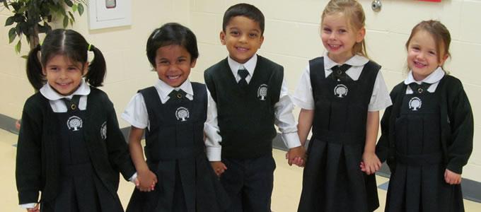 School Uniforms - Rowntree Montessori Schools