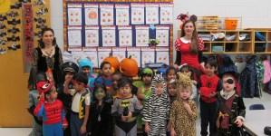 Halloween at RMS