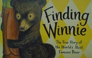 """Picture of the """"Finding Winnie"""" book cover"""