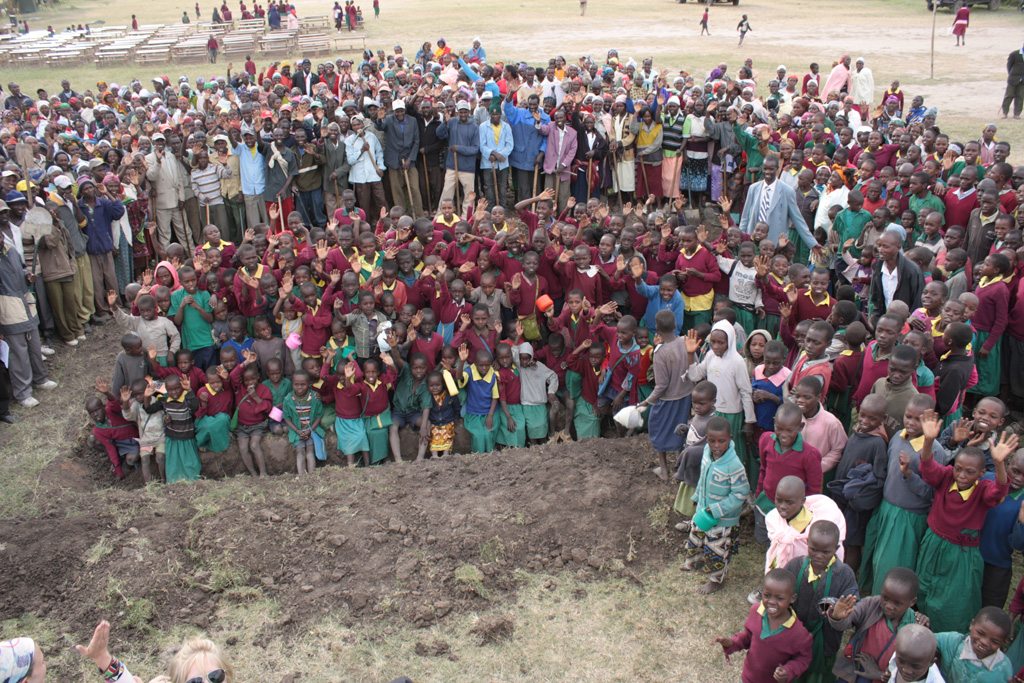 The Kipsongal Community