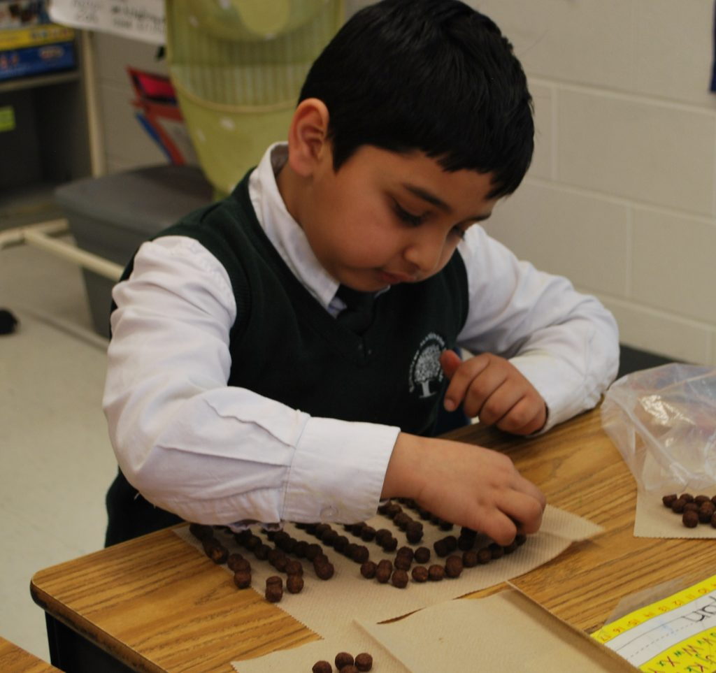 An example of teacher directed learning that incorporates play based learning