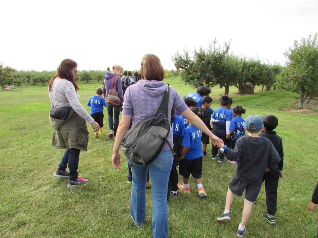 Parents play a vital role on our school trips