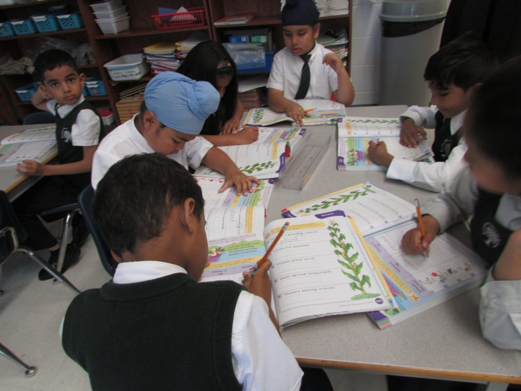 Smaller class sizes promote individual learning