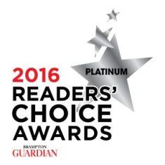 Reader's Choice Platinum 2016 Winner Logo