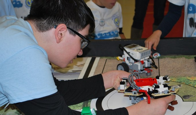 Open House Featuring Robotics