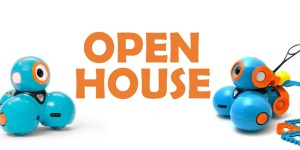 Open House featuring Robotics Tue Aug 29, 6pm-8pm
