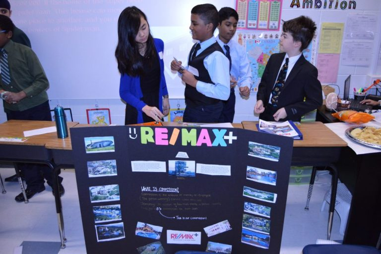 The Grade Seven Real Estate Agents in Action