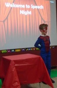 A Superhero!