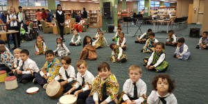 Celebrating Culture at the Library