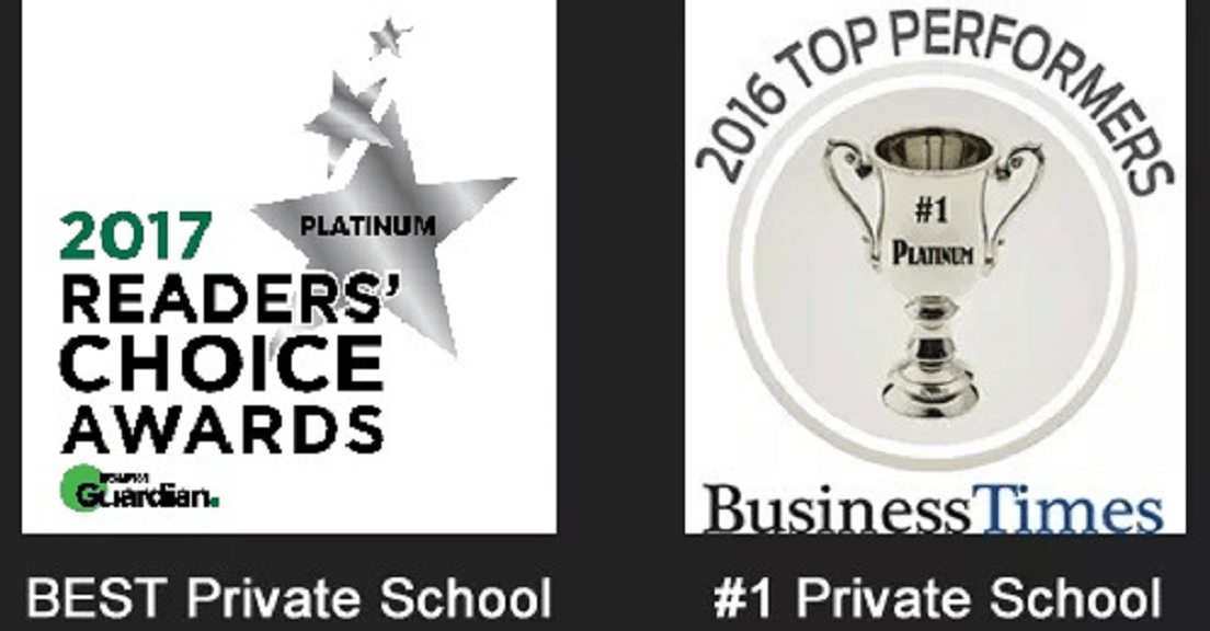 Readers choice Best Private School Award