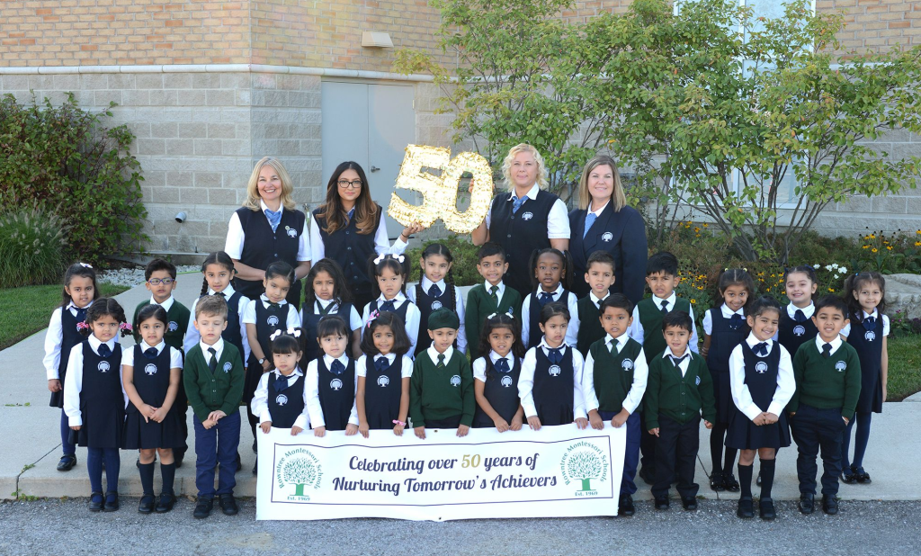 RMS Mayfield Campus 50th anniversary photo