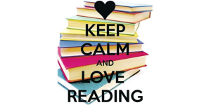 Image - Keep Calm and Love Reading