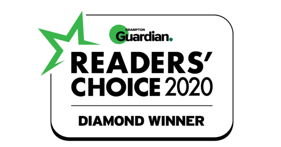 Readers Choice - Diamond award winner logo