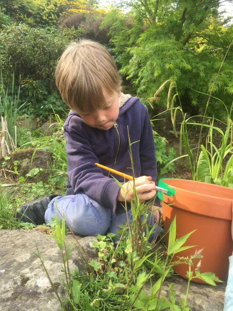 Rowntree Park children events