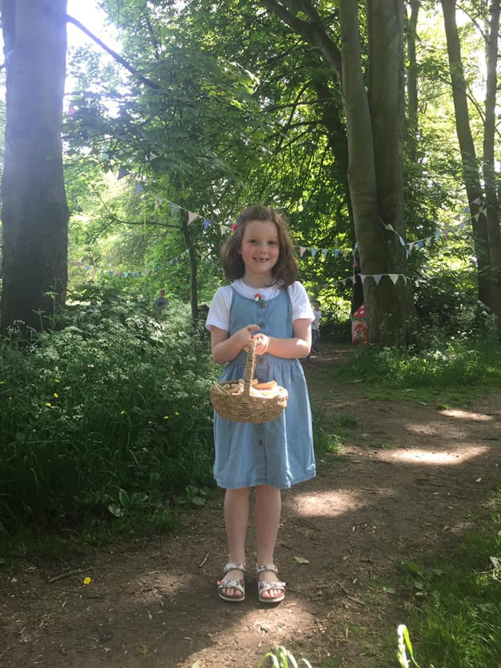Rowntree park fairy event