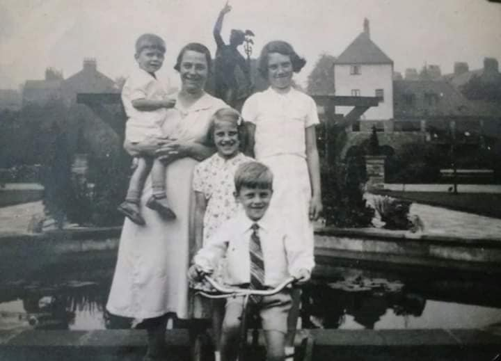 Rowntree Park History