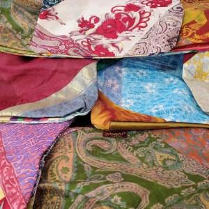 Sari Silk Purses