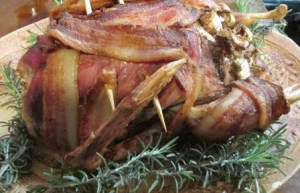 Italian cooked duck