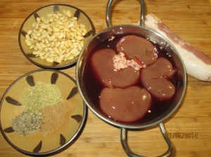 kidney ingredients