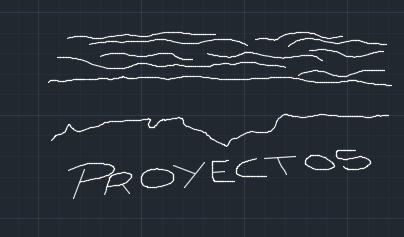 dibujo proyectos