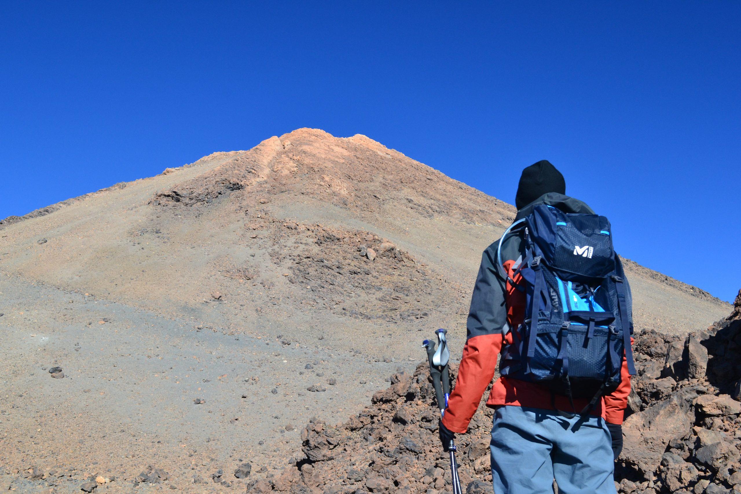 L'ascension du Teide, le sommet de l'Espagne