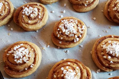 Les Kanelbullar : recette des brioches suédoises à la cannelle