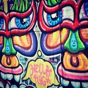 Street art, Plateau, Montréal