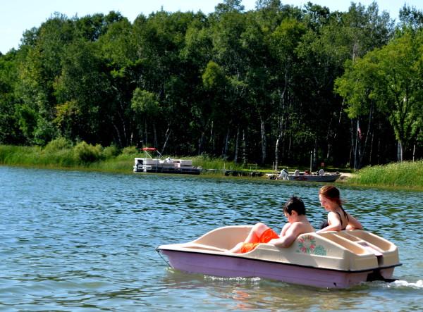 DuckLakePaddleboat