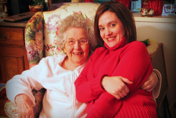 Living Faith: Despite longevity, Grandma's death deeply felt