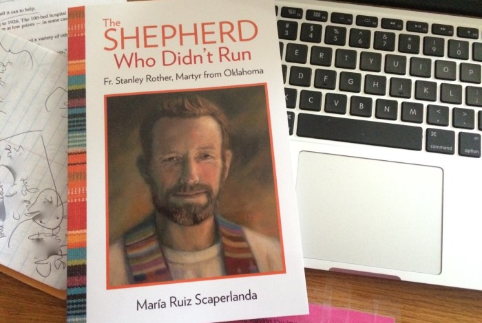 Roxi's Reviews: Author Scaperlanda gives inside peek at 'The Shepherd Who Didn't Run'