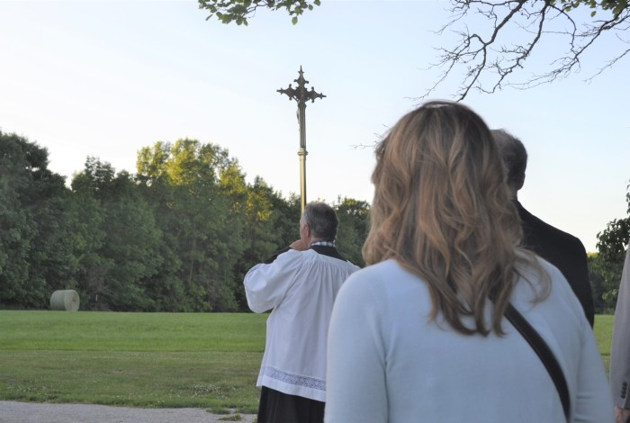 Rosary Walk at Our Lady of Good Help