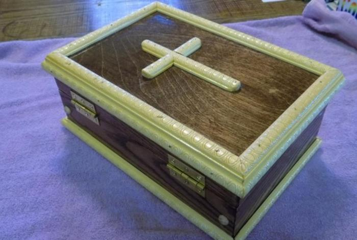 Faith Conversations: Tiny caskets offer healing for grieving parents