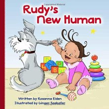 Rudy's New Human Cover