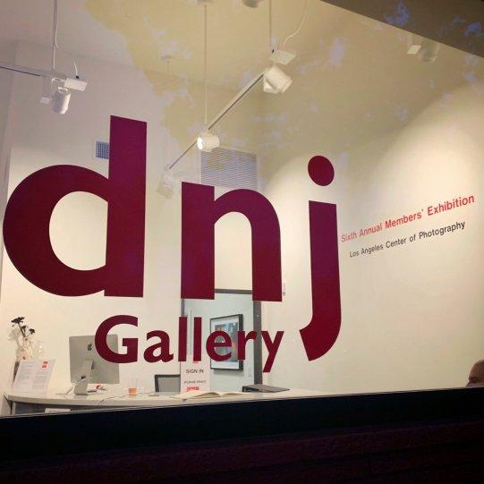 dnj gallery window