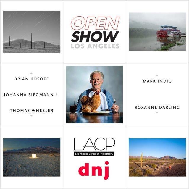 OpenShow LA August 21, 2019
