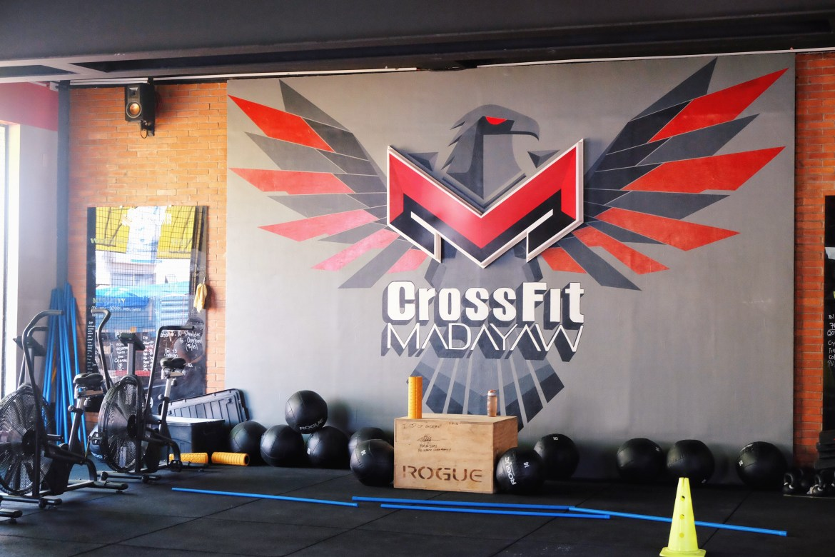 Crossfit Madayaw Davao Sweetroxieee by Roxanne Lacap