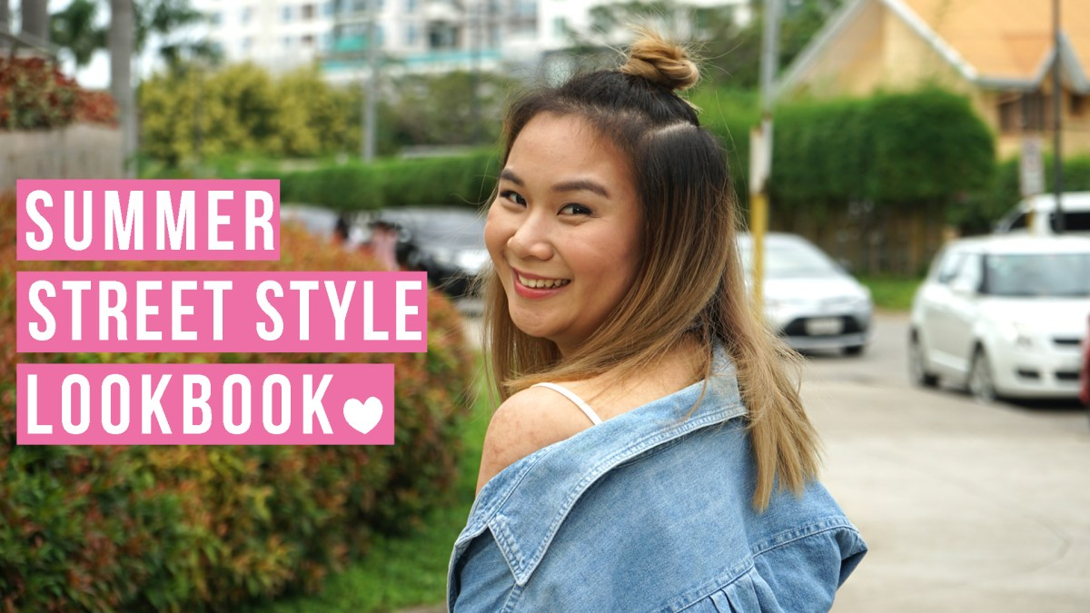 Summer Street Style Lookbook