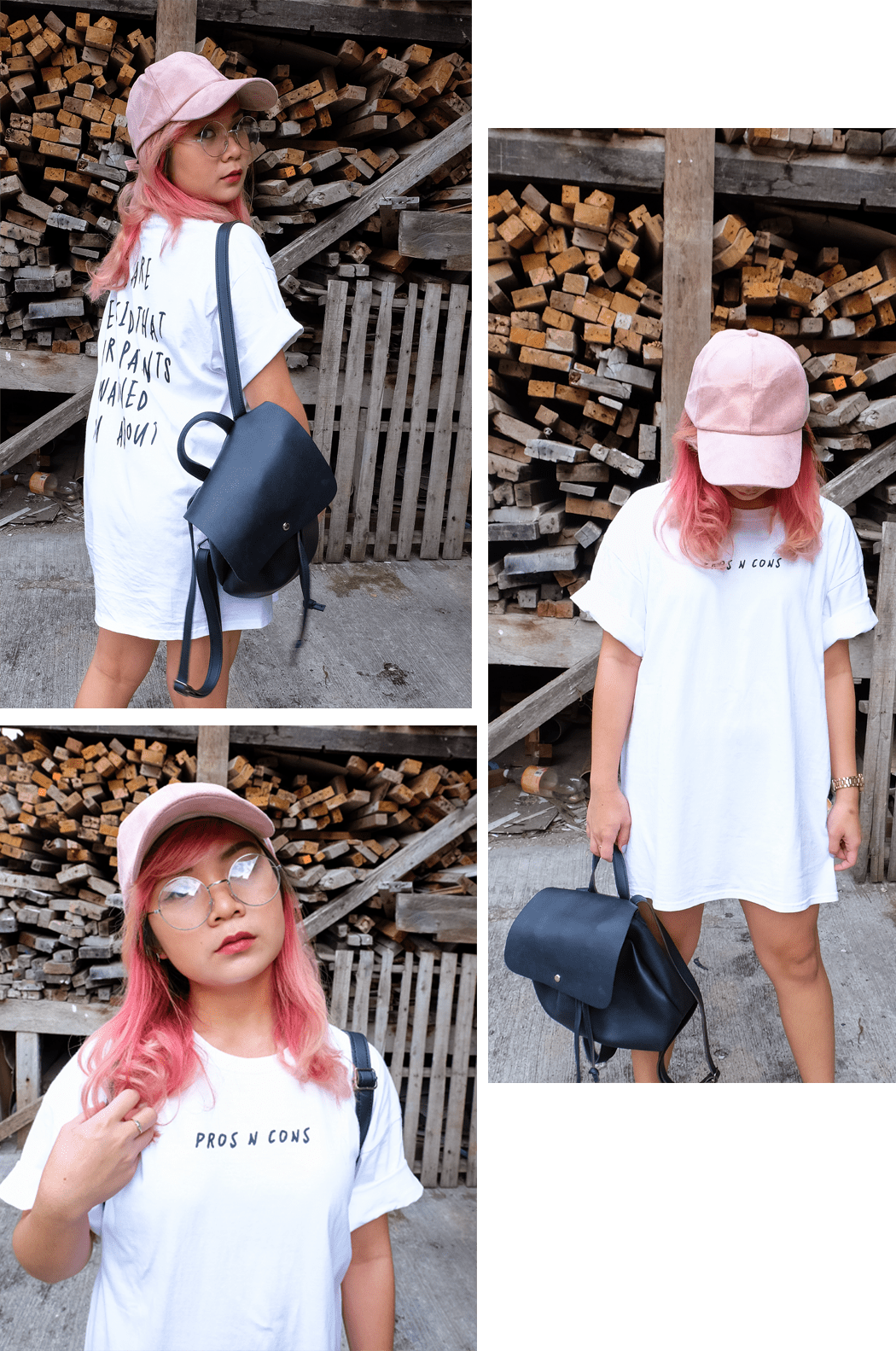 Cool Girl Vibe Outfit | Sweetroxieee by Roxanne Lacap