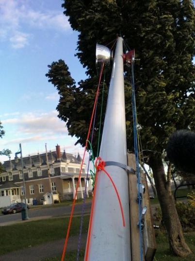 Harpe éolienne 2011 (OVI)