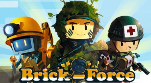 brick force logo
