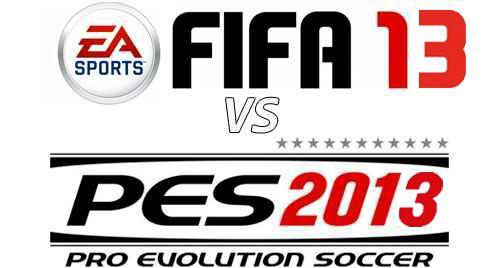 FIfa-13-vs-Pes-2013