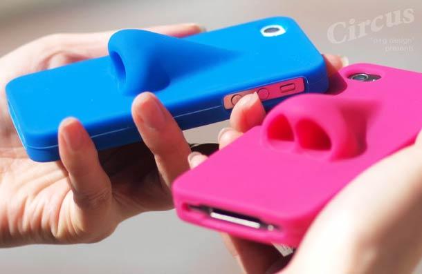 nose-iphone-case