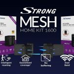 Strong WiFi Mesh Home Kit 1600