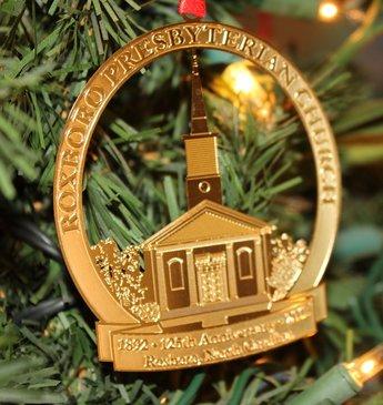 commemorative 125 anniversary christmas
